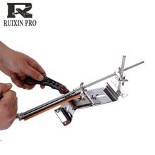 whetstone knife sharpener Professional Kitchen Knife Sharpener Sharpening Fix Fixed Angle(120 320 600 1500)