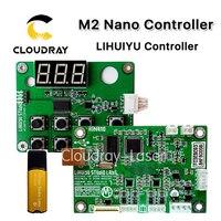 LIHUIYU M2 Nano Laser Controller Mother Main Board Control Panel Dongle B System Engraver Cutter DIY