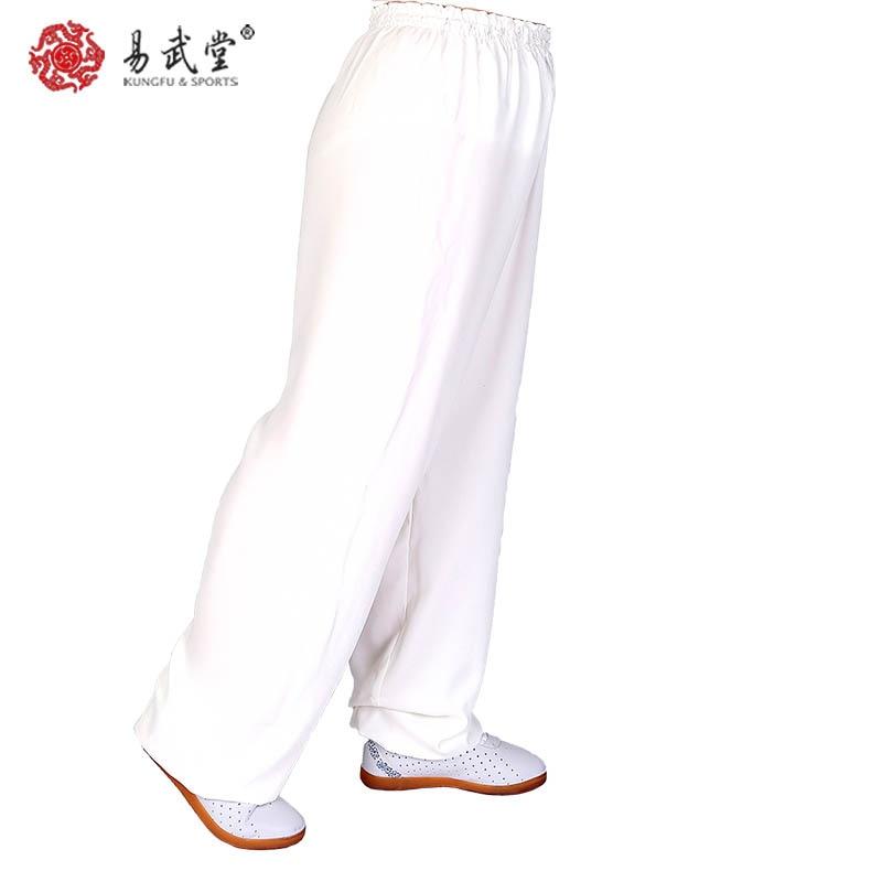Pantallona kineze të arteve marciale Tai chi pantallona Kung fu - Veshje sportive dhe aksesorë sportive - Foto 2