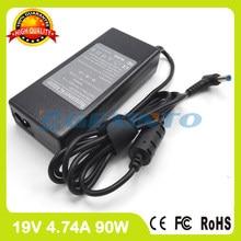 19 V 4.74A 90 W laptop ac adaptador de carregador de energia PA-1900-32 para acer extensa 5620z 5630z 5630zg 5620zg 5630 5630e 5630g 5635 5635G