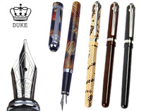 Ink Fountain pen or Gel RollerBall pen DUKE 962 The best gifts  office and school writing pens Free Shipping