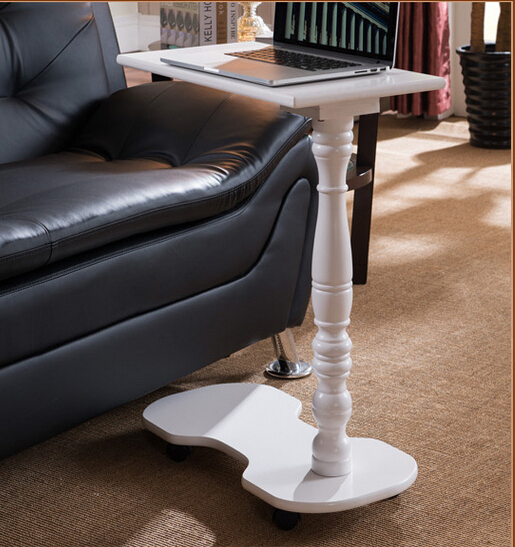 American solid wood edge several. Angle of a few.. Sofa table. Small tea table, telephone table