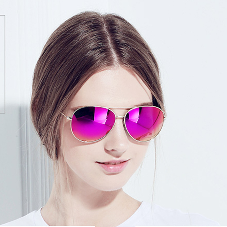 Fashion New Summer Pink Gradient Sun Glasses For Women Girls Mirror Sunglasses Man Retro Shopping Vintage Sunglasses Cabg01 Durable Service Apparel Accessories