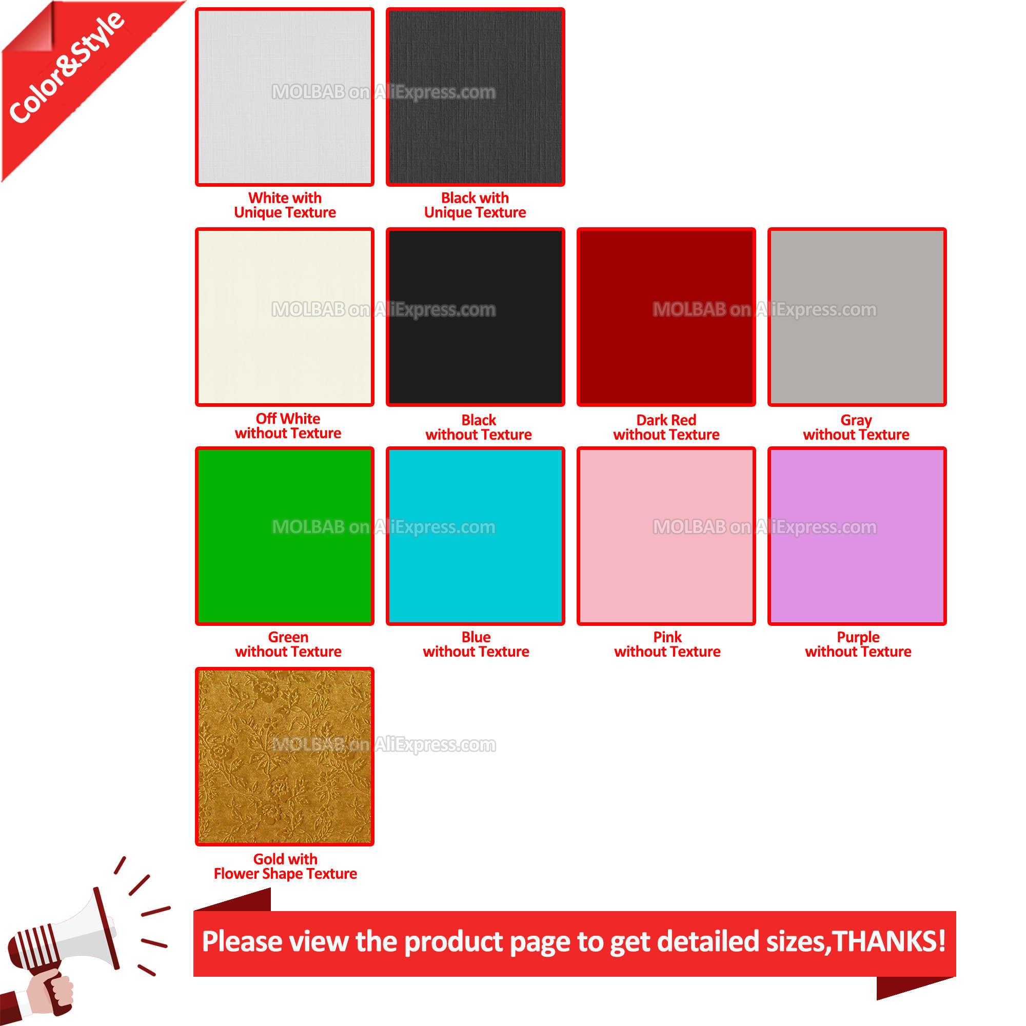 Alfombrillas de papel hechas a medida passe-partouts rectángulo Oval cuadrado multiaperturas papel personalizado montaje Matboard Marco de decoración