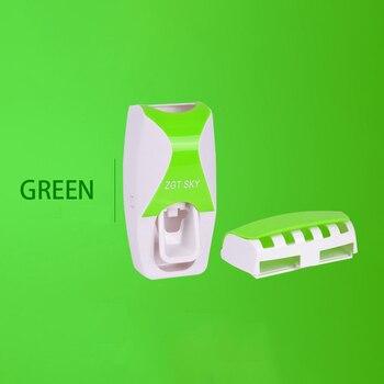 Aντλία & θήκη οδοντόκρεμας/οδοντόβουρτσας BAISPO Σπίτι - Γραφείο - Επαγγελματικά Μπάνιο MSOW