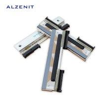 ALZENIT For Zebra TLP 2824 TLP2824 TLP-2824 LP2824-Z OEM New Thermal Print Head Barcode Printer Parts On Sale