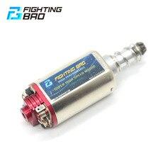 Fightingbro最大トルク速度モーターロングタイプの高トルクタイプ強力な磁石エアガンaeg Ver2ペイントボール
