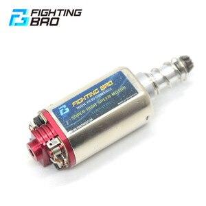 Image 1 - Tipo longo do motor da velocidade do torque máximo de fightingbro tipo alto ímã forte para airsoft aeg ver2 paintball