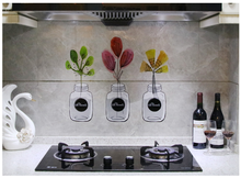Self Adhesive Kitchen Sticker Waterproof Anti-moisture PVC anti-oil Wall Stickers for home decor