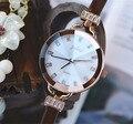 Chegada nova Marca Julius Relógios Pulseira de Strass Grande Mostrador do Relógio Vestido Mulheres Marca de Moda de pulso de quartzo relógios Montre Femme