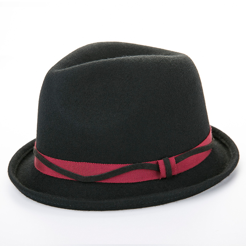 Classic Fedora Hats Australia Wool Felt Hat Autumn Winter Fashion Unisex Couple Gifts Trilby Cap