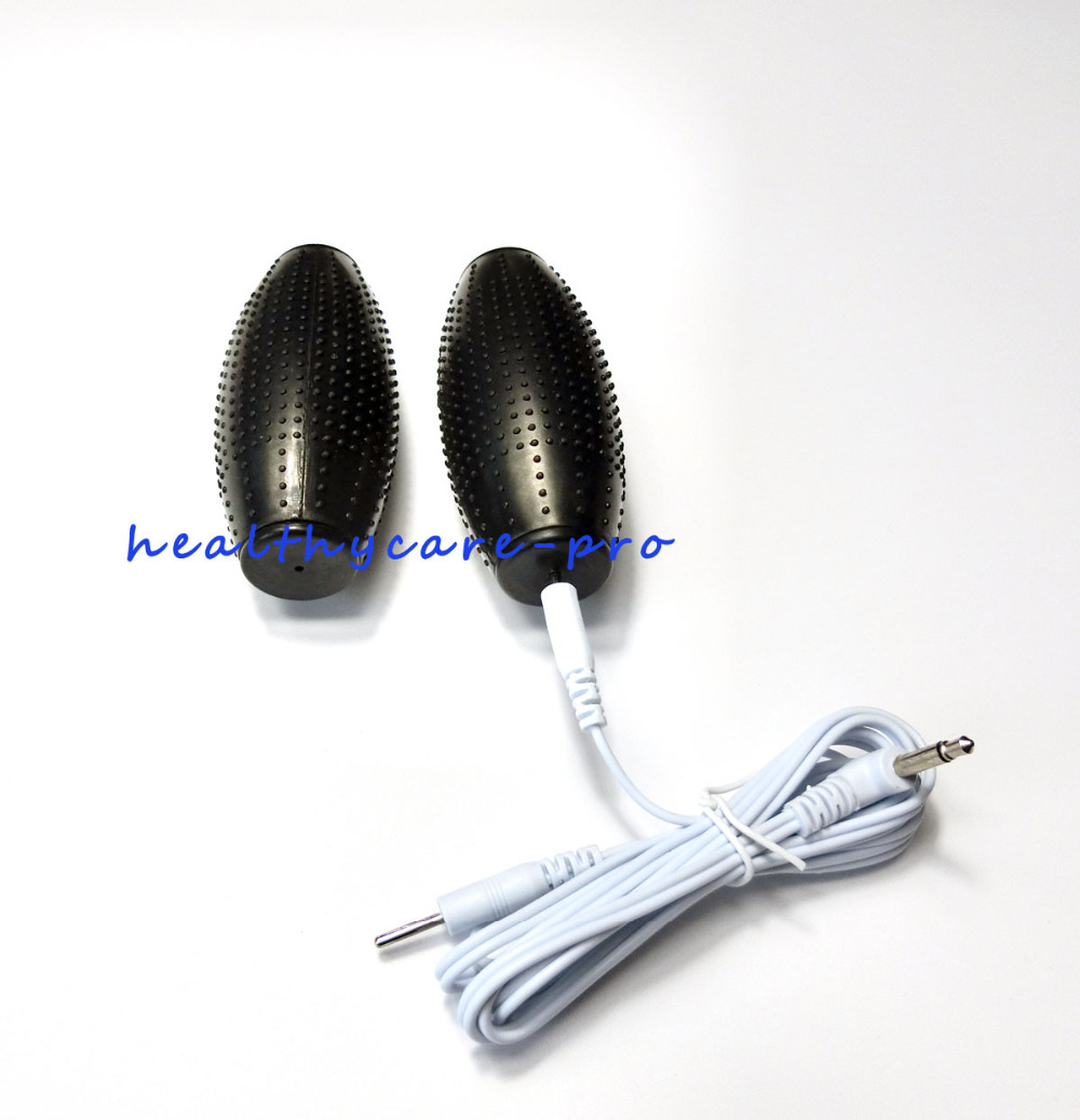 200 Hand Grenade electrode Physiotherapy Accessories With Cable for TENS Machine Pain-Relieve
