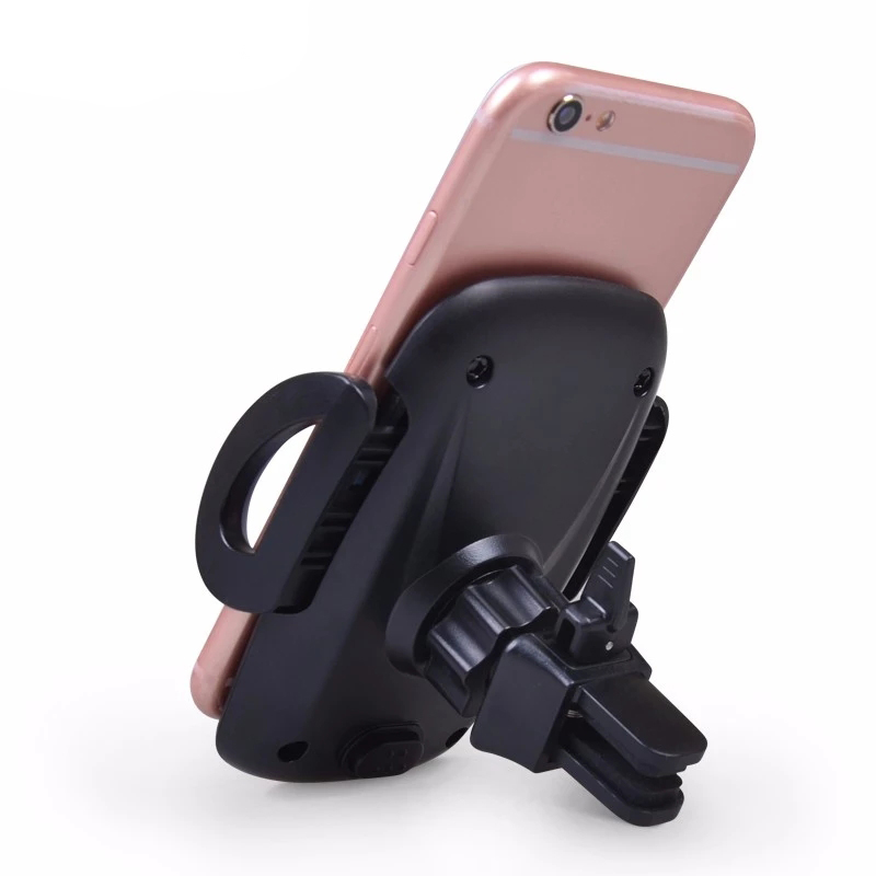 Universal Cellphone Stand Mount Car Air Vent Mobile Phone Holder For iPhone X 6 7 8 8plus Samsung S9 Xiaomi Accessories Support