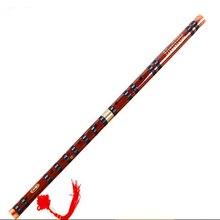 Flauta de bambú Dizi Dos Sección Concierto Profissional Flauta Cdefg Flauta Travesera Flauta Instrumentos Musicales De Bambú Flauta