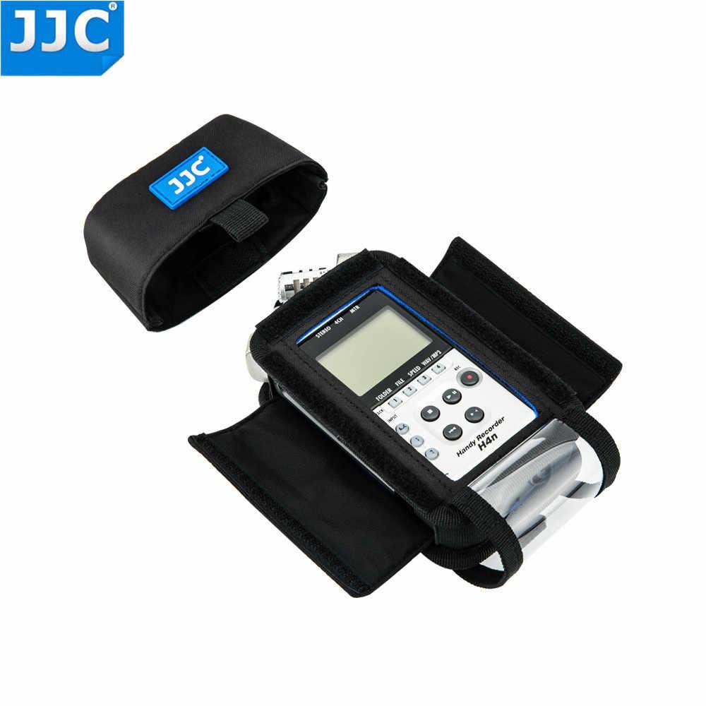 Jjc Handy Recorder Camera Accessories Remote Pouch Screen Proctor