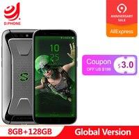 Original Global Version Xiaomi Black Shark 8GB 128GB Snapdragon 845 Dual 20.0MP 18:9 Full Screen 5.99 LiquidCool Gaming Phone