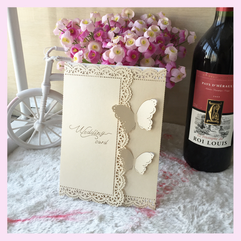 Online Get Cheap Custom Designed Wedding Invitations Aliexpress – Custom Printing Wedding Invitations