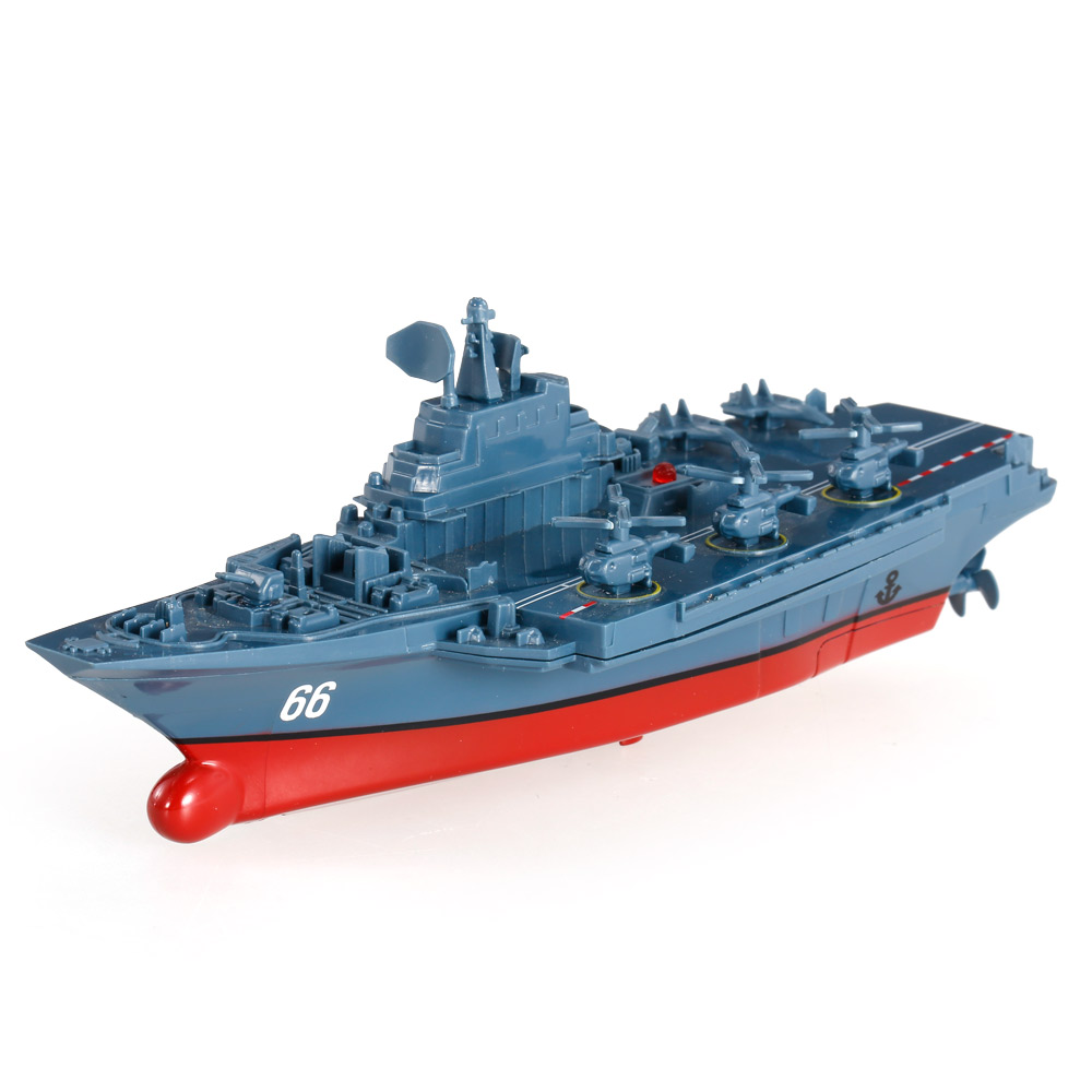 Remote Control Toys RC Boat Sea Star 3319 2.4GHz All Direction Navigate Mini Radio Control Electric Aircraft Carrier Model RTR (13)