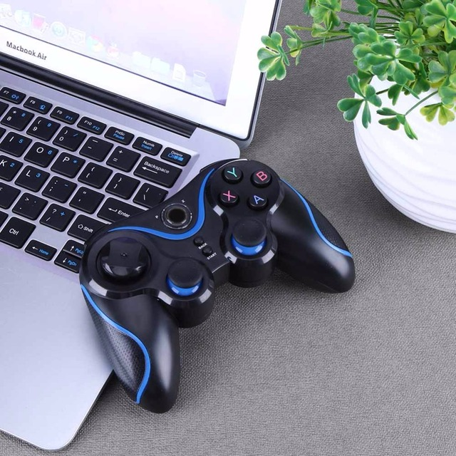 2.4GHz Wireless Game Controller Rechargeable Gamepad PC Smart Phone Joystick for Android TV Box Tablet Game Accessories