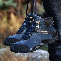 2017 נעלי ספורט חורף נעלי ריצה לגברים נעלי ספורט ספורט ריפוד בחוץ נעלי ריצת גברים סניקרס גודל גדול 38-46