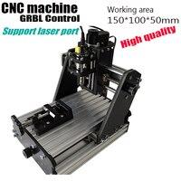 Mini CNC Machine GRBL Control Diy 1510 Working Area 15x10x5cm Cnc Router 3 Axis Pcb Milling