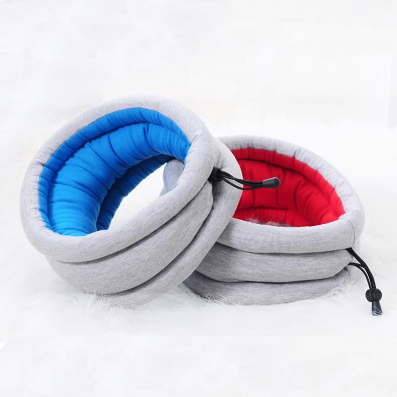 office sleeping pillow. new creative novelty ostrich sleeping pillow portable travel sleep office nap break uesed as w