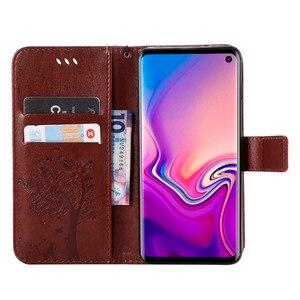 Image 2 - Lüks kapak kılıfı için Huawei P9 lite P10 lite P8 lite Honor7 lite P7 yeni Durumlarda PU deri telefon kılıfı