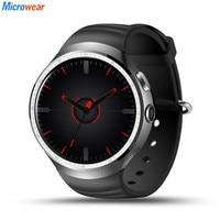 Sports heart rate monitor smart watch support Wifi GPS Bluetooth NANO SIM card 3G phone call photo waterproof mobile phone watch