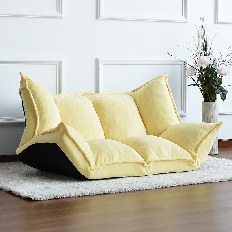Multifunctional Japanese tatami lazy sofa folding sheets double creative cute computer chair bedroom small sofa WF603318Multifunctional Japanese tatami lazy sofa folding sheets double creative cute computer chair bedroom small sofa WF603318