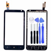 New Front Glass Lens Panel Touch Screen Digitizer Replacement For Lenovo S720