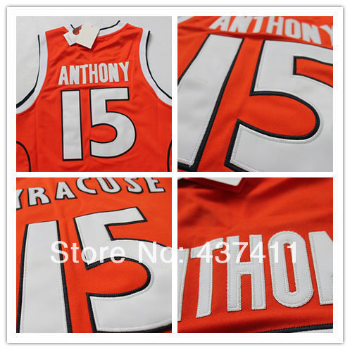 Cheap Carmelo Anthony SYRACUSE Jersey d3f6ecc18