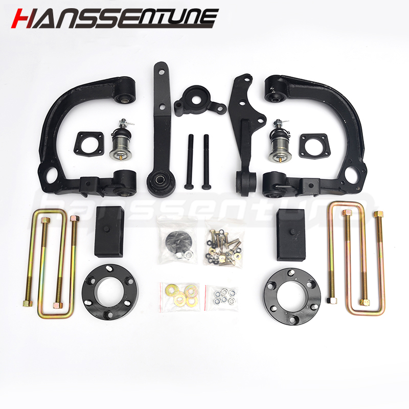 HANSSENTUNE 4x4 Accessories 3 inch Control Arm Lift Diff Drop Kits For 2005-2016 Hilux Vigo diff drop kit for hilux