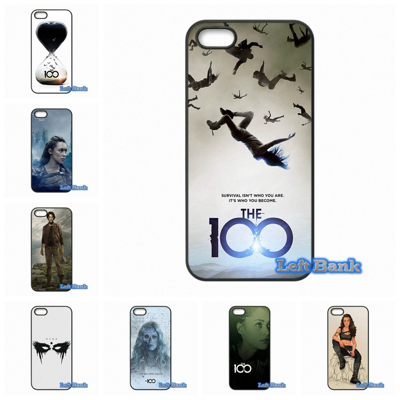 The 100 Series Phone Cases Cover For Apple iPhone 4 4S 5 5C SE 6 6S 7 Plus 4.7 5.5 iPod Touch 4 5 6