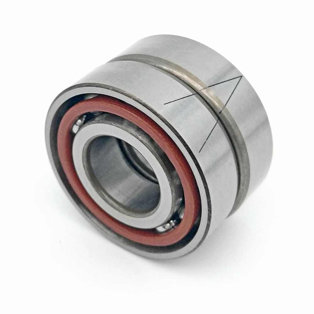 1pair MOCHU 7001 7001AC 7001AC-P5-DFA DF DT DB 12x28x8 Angular Contact Bearings
