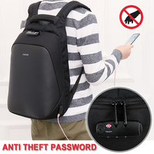 Anti Theft Laptop Man Women Backpack Male Female Travel Business Student Bag USB 17 15.6 Inch Notebook Backpacks Black Back Pack anti theft laptop man women backpack male female travel business student bag usb 17 15 6 inch notebook backpacks black back pack