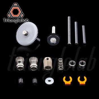 Thingiverse BMG прямой привод Базовый комплект для отличного DIY плеера можно использовать для ender 3 CR10 CR10S Tevo Tornado различные отличные работы
