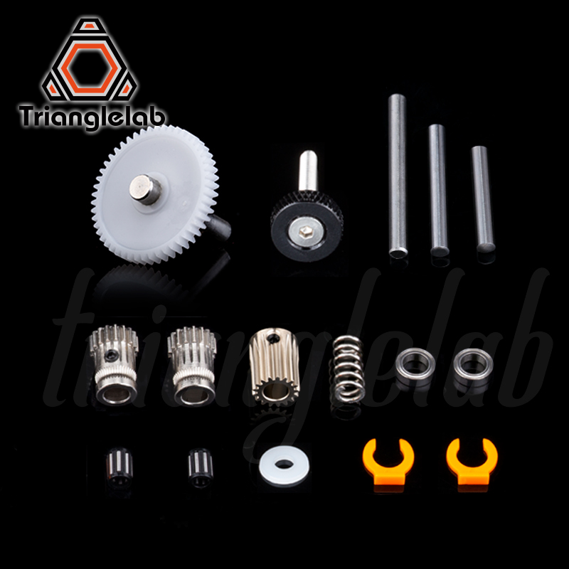 Thingiverse BMG Direct Drive Basic Kit For Great DIY Player Can Be Use For Ender 3 CR10 CR10S Tevo Tornado Various Great Works