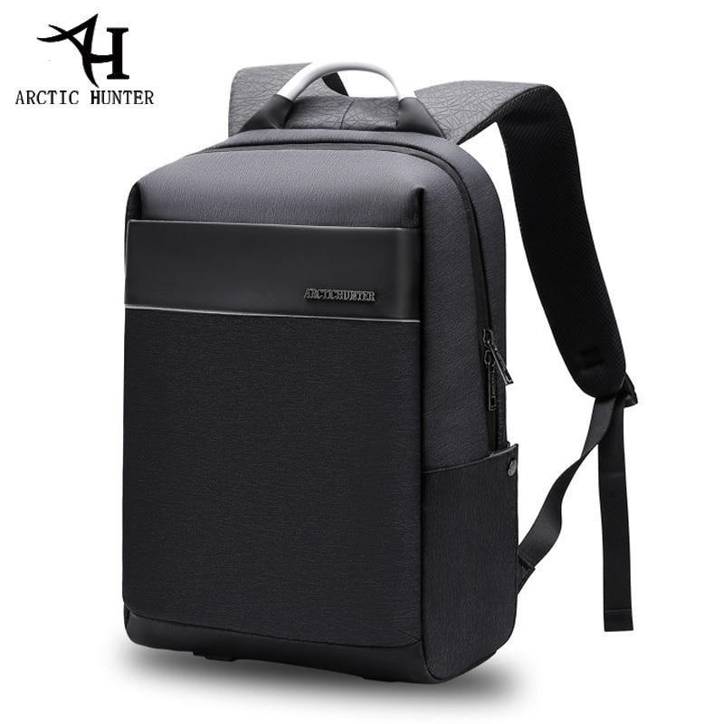 ARCTIC HUNTER 15.6inch USB Waterproof Laptop Men's Bag Sport Travel Business Notebook Male Backpack Schoolbag Pack Mochila Bolsa
