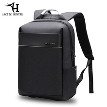 ARCTIC HUNTER 15.6inch USB Waterproof Laptop Men's bag Sport Travel Business Notebook Male Backpack Schoolbag Pack Mochila Bolsa