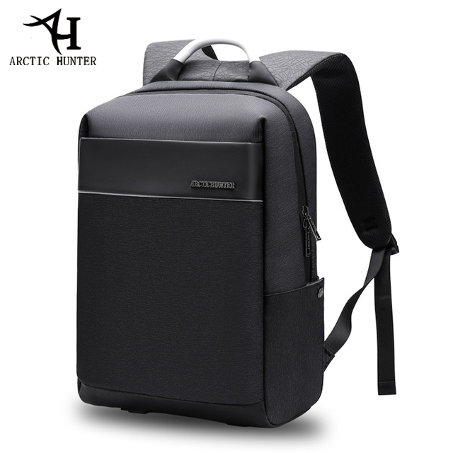 ARCTIC HUNTER 15.6inch USB Waterproof Laptop Mens bag Sport Travel Business Notebook Male Backpack Schoolbag Pack Mochila Bolsa