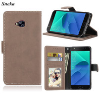 SFor Asus ZenFone 4 Selfie Pro ZD552KL Case Cover 5 5 Luxury Leather Multifunction 3 Cards