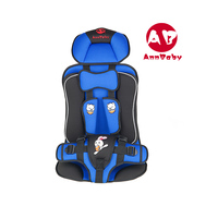 Portable Child Safety Seat Baby Car Seat Baby Carrier Annbaby Car Cushion 0 3 4 12