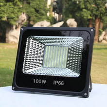 Flood Light 30W 50W 100W 150W AC 220V Waterproof IP66 Spotlight Outdoor Garden LED Lighting Wall Lamps