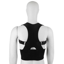 Adjustable Magetic Clavicle Support Correction Back Lumbar Shoulder Brace Belt Posture Corrector Corset