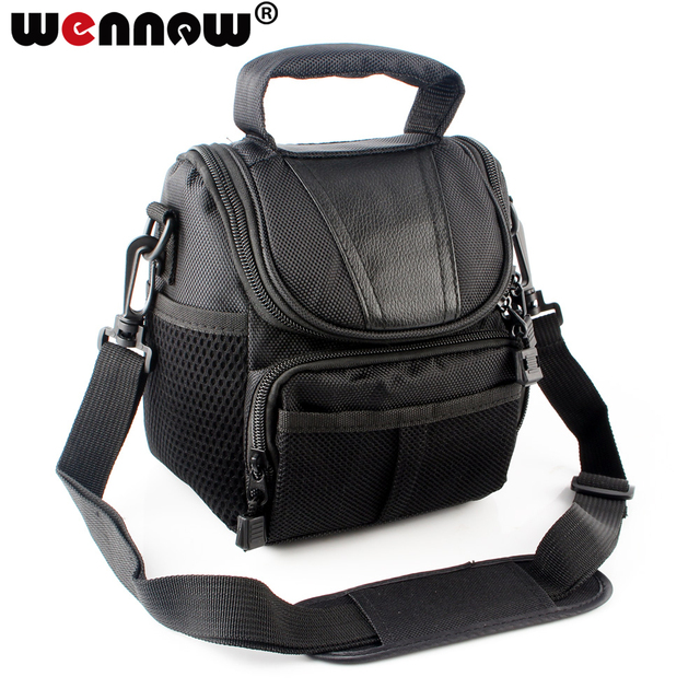 Wennew Camera Case Bag for Fujifilm XE3 XE2 S FinePix SL280 SL260 SL240 HS50EXR HS35EXR HS30EXR HS25EXR HS20EXR HS11 HS10