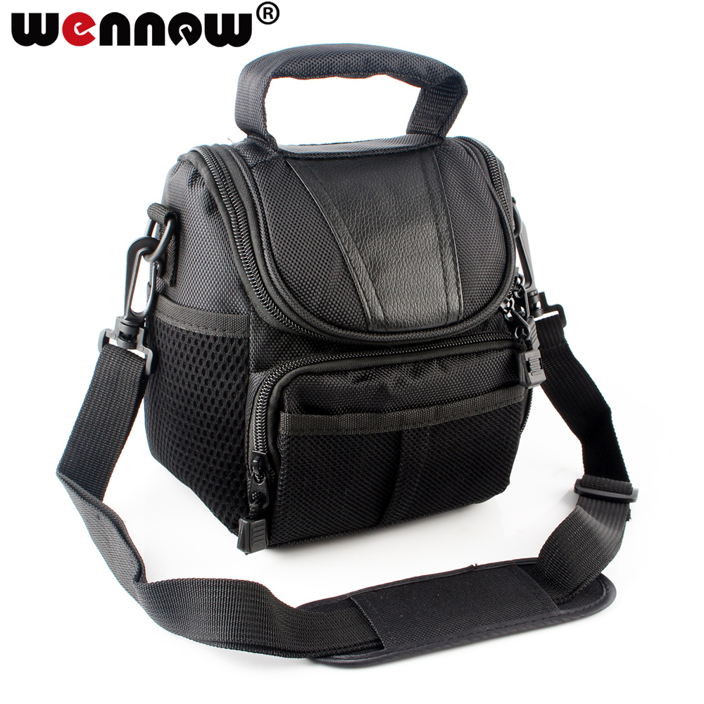 wennew Camera Case Bag for Fujifilm XE3 XE2 XE2S FinePix SL280 SL260 SL240 HS50EXR <font><b>HS35EXR</b></font> HS30EXR HS25EXR HS20EXR HS11 HS10 image