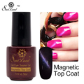 Saviland 1pcs Nails Gel Professional Esmaltes Cat Eyes Magnet Effect Top Coat Uv Gel Nail Polish Led Gel Lacquer Varnish