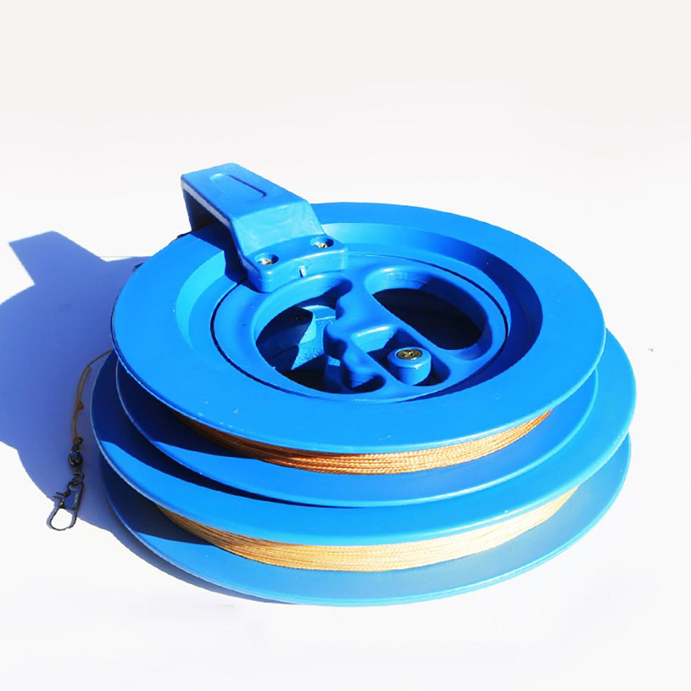 Outdoor Kite Line Winder Winding Reel Grip Wheel With Fly String Tool Lock Winder Fly Tools Winding Machine Kites Accessories