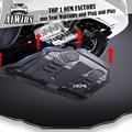 Aiwins автомобильный Стайлинг для Honda Odyssey пластиковая заглушка для двигателя 2015-2017 для Odyssey защита для двигателя крыло сплав стальной двигател...