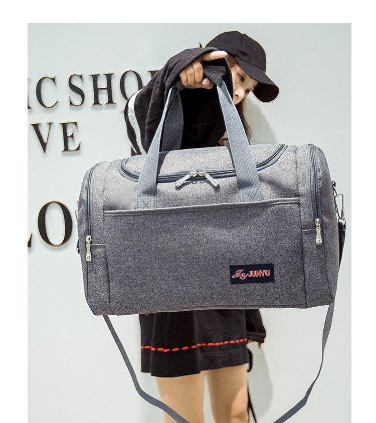 Gym-Bag Backpack Sac-De-Sport Fitness Outdoor Waterproof Women for Brand-New